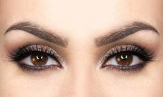 Smokey Bright makeup for dark, brown, black eyes – Makeup Tricks Makeup 101, Makeup Looks, Eye Makeup, Hair Makeup, Beauty Make Up, Hair Beauty, Bright Makeup, Beauty Lounge, Eye Tutorial