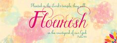 Fierce Flourishing FB Banner Cover Photos. #Mops #AFierceFlourishing