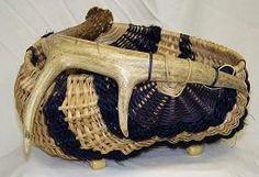 Gina's Baskets -- Antler Baskets