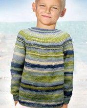 Knit One Crochet Too Ty-Dy Jack & Jill Children's Sweater Pattern Kids Knitting Patterns, Knitting For Kids, Baby Knitting, Jack And Jill, Baby Knits, Yarn Crafts, Crocheting, Knit Crochet, Men Sweater