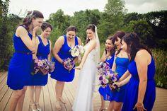 Nature of Design with Janet Flowers I Blue Wedding I Maryland Wedding