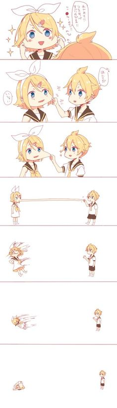 Len,why did U do that to Rin-tan?!:))