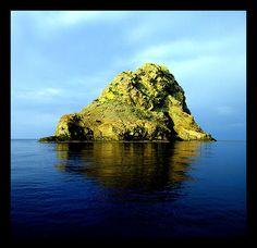smallest Croatian island - Jabuka