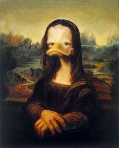 Mona Duck
