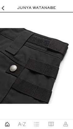 f13e2e01 Junya Watanabe - Grosgrain-Trimmed Tech-Jersey Cargo Trousers   MR PORTER  https: