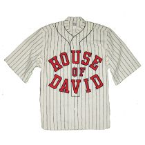 House of David 1931 Home Jersey