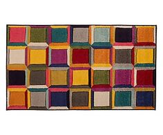 Tappeto Orleans Vienna multicolor, 120x170 cm