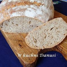CHLEB POLSKI Polish Recipes, Polish Food, How To Make Bread, Bread Making, Our Daily Bread, Pan Bread, Middle Eastern Recipes, What To Cook, Bakery