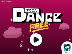 Toca Dance (Toca Boca) app review by Katie Bircher at The Horn Book, June 23rd, 2016