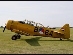 Air Planes, Ww2 Aircraft, Harvard, Air Force, Dutch, Fighter Jets, Aviation, The Past, Vehicles