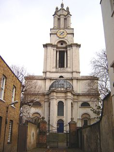 St Anne's Limehouse is a Hawksmoor Anglican Church in Limehouse, the London Borough of Tower Hamlets.  It was consecrated in 1730, one of the twelve churches built through the 1711 Act of Parliament.  The building was designed by Nicholas Hawksmoor, as one of twelve churches built to serve the needs of the rapidly expanding population of London in the 18th century.  Google+