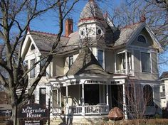 The Magruder house located at: 691 S Chicago Ave, Kankakee, IL 60901