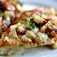 Chicken Marsala with Pancetta and Cream