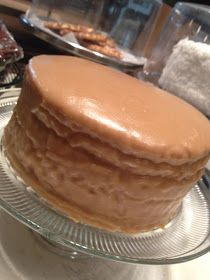 Recipes for You: Old Fashioned Caramel Cake Sweet Recipes, Cake Recipes, Dessert Recipes, Carmel Cake, Caramel Icing, Butterscotch Cake, Köstliche Desserts, How Sweet Eats, Let Them Eat Cake