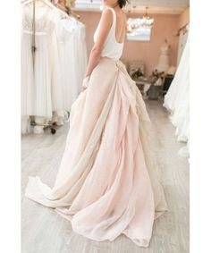 See the most beautiful nontraditional wedding dresses, from bohemian styles to colorful options. More