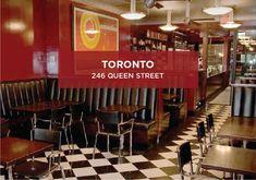 Café Crêpe Toronto Cafe, Restaurants, Conference Room, Bucket, Table, Furniture, Home Decor, Diners, Homemade Home Decor