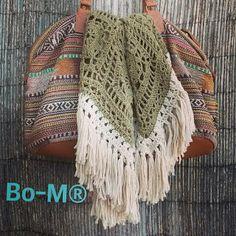 Bo-M: Poncho Verde Caqui