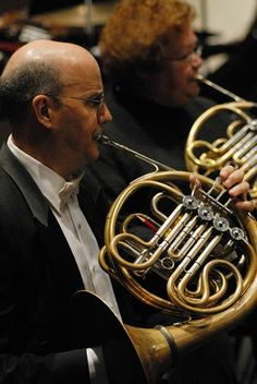 Say What? French Horn Players Run Risk Of Hearing Loss ...