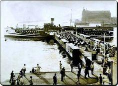 Kadıköy İskelesi, Istanbul (~1930)