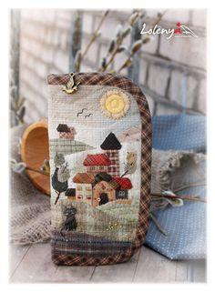 Gallery.ru / Purse - Japanese patchwork 2 - lolenya