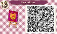 My ''I Love Kittiez'' sign :] - show your love for my town!! :] <3
