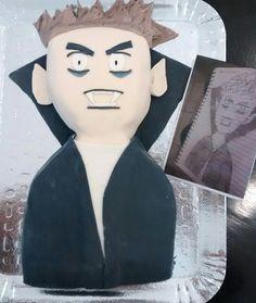 Bolo Vampiro #coisinhasdadú
