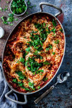 Vegetarian Cooking, Vegetarian Recipes, Healthy Recipes, Veggie Recipes, Baby Food Recipes, Veg Lasagne, Puppy Chow Recipes, Simply Recipes, Greens Recipe