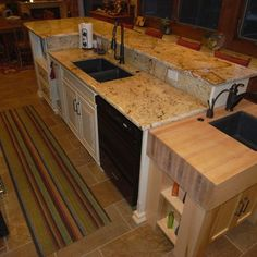 Kitchen Island 2 Tier 2 tiered kitchen island | two tier island/bar | kitchen islands