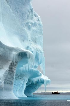 One of the many reasons to visit Antarctica, beautifully captured in this photo by passenger Graham W.