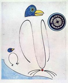 The world map makes a mockery - (Max Ernst)