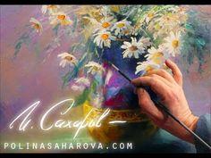 Научиться рисовать лошадь, уроки живописи для начинающих, художник Сахаров Игорь - YouTube
