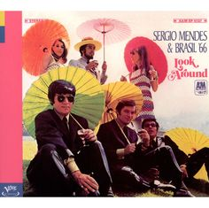 Sergio Mendes took a deep breath, expanded his sound to include strings lavishly arranged by the young Dave Grusin and Dick Hazard, went further into Brazil, and out came a gorgeous record of Brasil '66 at the peak of its form. Here Mendes released himself from any reliance upon Antonio Carlos Jobim and rounded up a wealth of truly great material from Brazilian fellow travelers, Gilberto Gil,  Joao Donato and Dori Caymmi'. Monsieur EZ~Beat approved!