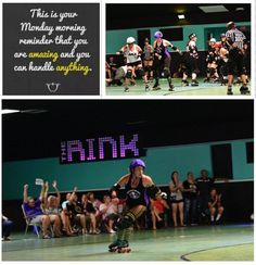 Just a few days into February! Its never too late to start a new goal or continue where you left off! Thunder City, Deland Florida, New Year New Me, You Left, Roller Derby, Sirens, Monday Motivation, Never, February