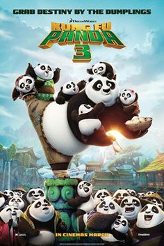 Kung Fu Panda 3 is a 2016 3D American-Chinese computer-animated action comedy martial arts film, produced by DreamWorks Animation, and distributed by 20th Century Fox. It was directed by Jennifer Yuh Nelson and Alessandro Carloni. The film was written by Jonathan Aibel and Glenn Berger, produced by Melissa Cobb, and executive produced by Guillermo del Toro. It is a sequel to the 2011 film Kung Fu Panda 2 and the third installment in the Kung Fu Panda franchise