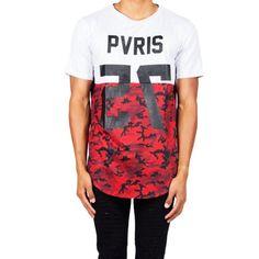 PVRIS Camo t-shirt.Order now : www.hoodstoreonline.netFollow @hoodstore for
