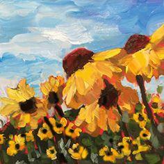 MARTHA LEVER Oil Paintings. Beautiful!