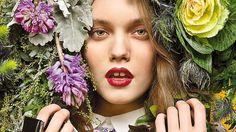 Floral Inspiration http://blog.mjtrim.com