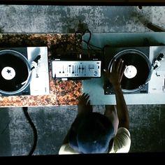 Fuckin awesome that #djkoolherc was featured in the HBO series #vinyl #hiphop #turntablism #turntable #mixer #dj #koolherc by dvsdjdiego_311 http://ift.tt/1HNGVsC