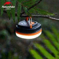 Naturehike Portable Outdoor LED Camping  Magnetic Tent Light //Price: $18.99 & FREE Shipping // https://www.okanaoutdoors.com/