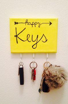 #DIY happy keys