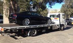 #Towing a #Prestige Ferrari from #Alexandria to Underwood Smash Repairs in #Botany. #Eastern #Suburbs #Towing #Sydney provide #Reliable #towing #services for all leading #Insurance #Companies & the general #public. Call our friendly staff on 0419466591 for your next #Prestige #car #breakdown. Check out our website @ www.easternsuburbstowingsydney.com.au