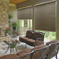 Buy Outdoor Window Treatments Online at Overstock | Our Best Outdoor Decor Deals Outdoor Furniture Sets, Decor, Outdoor Decor, Outdoor Spaces, Woven Shades, Decor Deals, Buy Bamboo, Sun Shade, Bamboo Shades