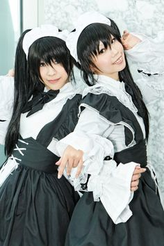 seria Maid Cosplay Photo - Cure WorldCosplay