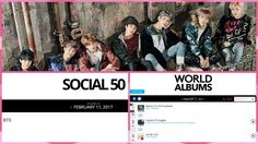 BTS Breaks Their Own Record on Billboard's World Album Chart 😱😍😂😘