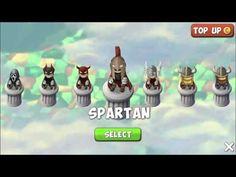 Sky Hop Saga android game first look gameplay español
