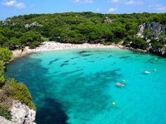 Isole Baleari #MINORCA -http://www.amando.it/tempo-libero/viaggi-vacanze/isole-baleari.html