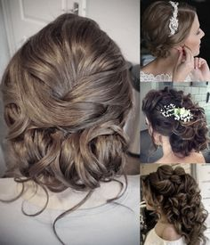 Wedding hairstyle ideas.  Photo credits : instagram For more  : chicraze.com