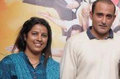 #akshay #khanna and varsha marathe #bollywood #celebrity