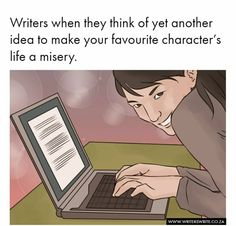 We hope you enjoy our writing memes and writing comics. We know how hard it is to be a writer and we want to make you smile. Writer Memes, Book Memes, Stupid Funny Memes, Funny Relatable Memes, Writing Comics, Book Writing Tips, A Silent Voice, Writing Inspiration, Creative Writing