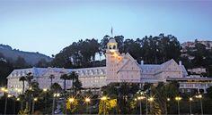 Claremont Hotel Club and Spa -  Berkeley California